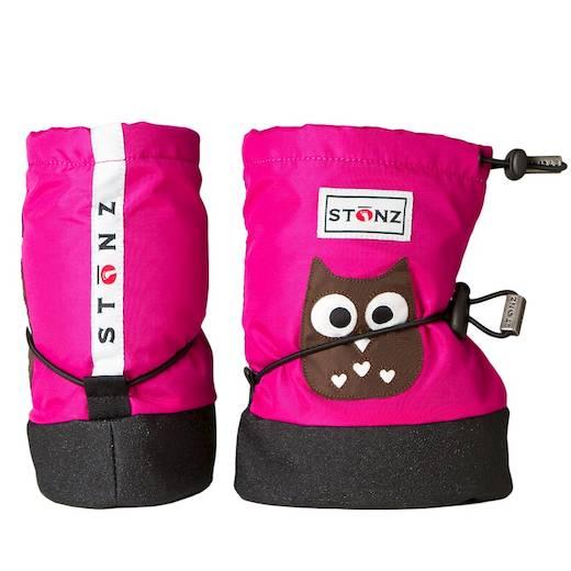 Stonz Booties Owl töppöspari - Kengät, tossut, liukuestesukat - BOWL290 - 3