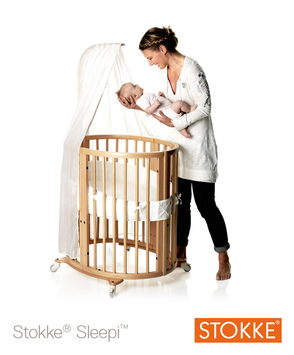 Stokke Sleepi Mini sänky - Pinnasängyt - 221600 - 1
