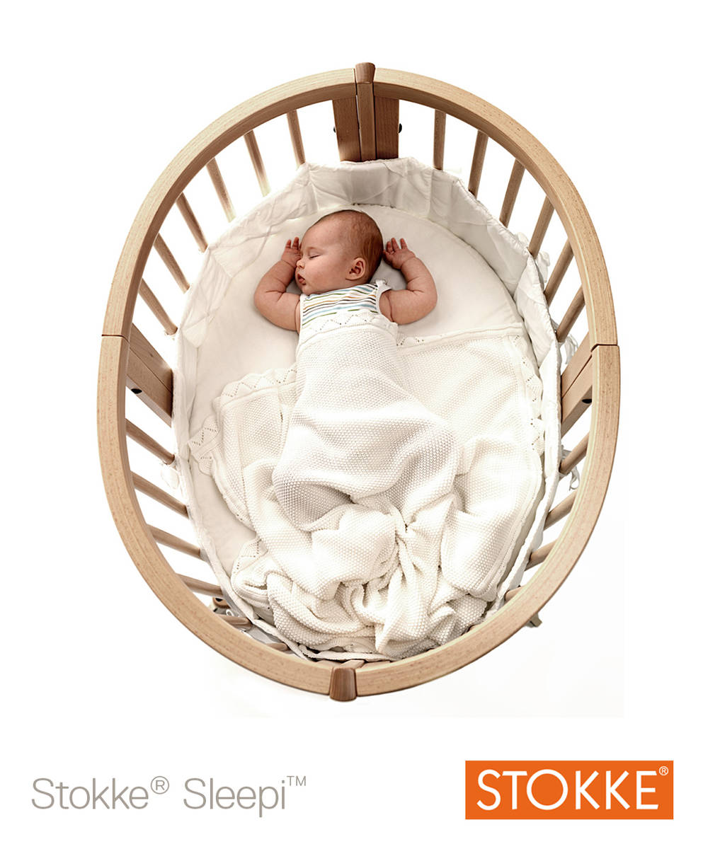Stokke Sleepi Mini sänky - Pinnasängyt - 221600 - 2