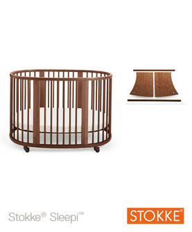 Stokke Sleepi Bed Extension lisäosa - Pinnasängyt - 221900 - 1