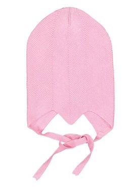3 6-12kk. Ruskovilla silkkimyssy vaaleanpunainen - Fleeceasut 8e582b5720