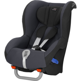 Britax Max-Way Black Series Storm  Grey - Turvaistuimet 9-36kg - 2000025281