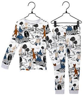 Martinex Muumi Pilvisää pyjama - Vauvan yöasut - 72564481 - 1 37d29ad61d