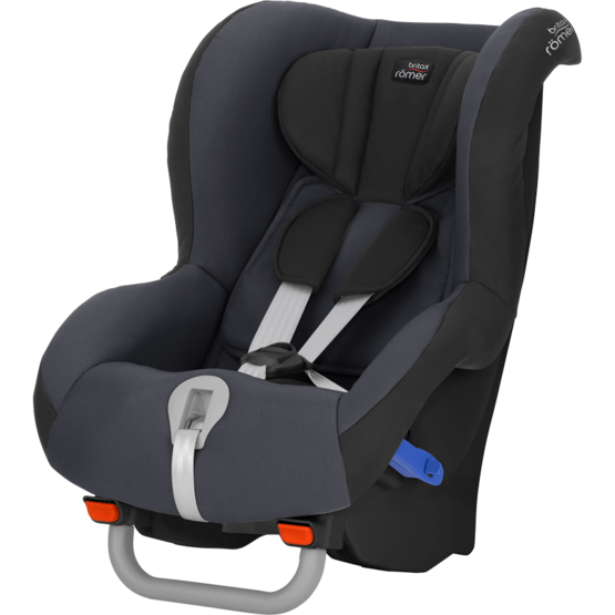 Britax Max-Way Black Series Storm  Grey - Turvaistuimet 9-36kg - 2000025281 - 1