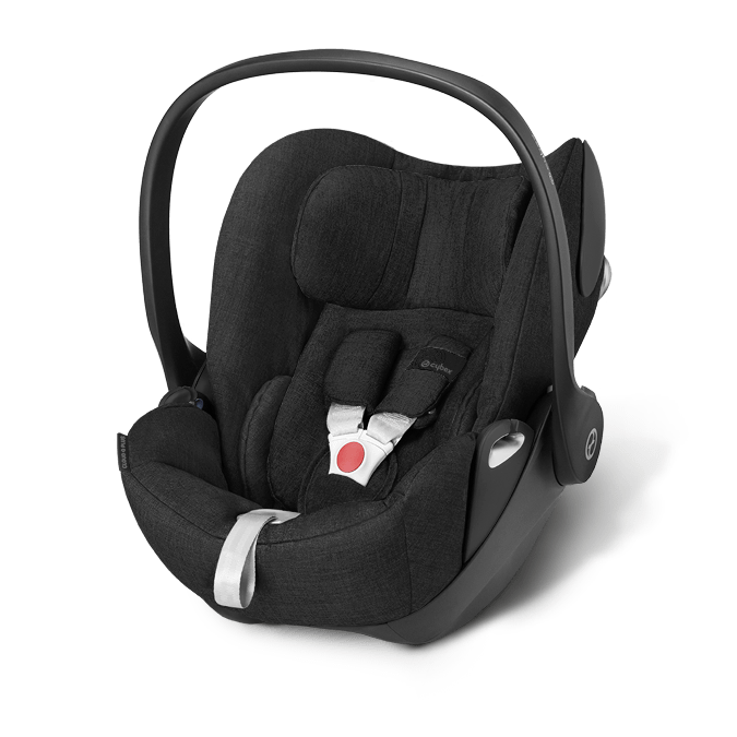 Cybex Cloud Q Plus värissä Happy Black - Turvakaukalot 0-13 kg - 515140102 - 3