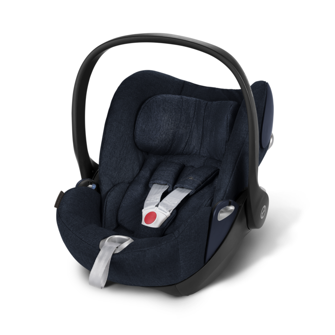 Cybex Cloud Q Plus värissä Midnight Blue - Turvakaukalot 0-13 kg - 515140102 - 5