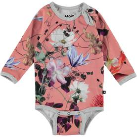 Molo Fonda body Flowers of the World - Bodyt ja paidat - 4S19B202 - 1
