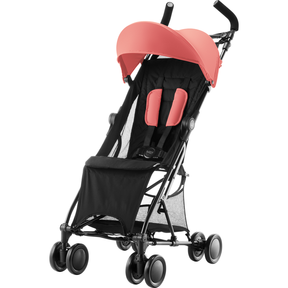 Britax Holiday Coral Peach - Matkarattaat ja lastenrattaat - 2000027393 - 2