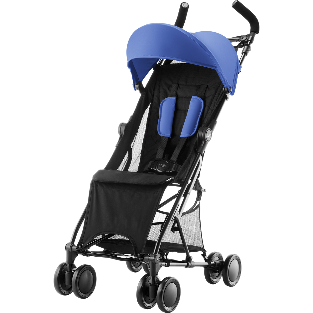 Britax Holiday Ocean Blue - Matkarattaat ja lastenrattaat - 2000027393 - 5