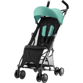 Britax Holiday Aqua Green - Matkarattaat ja lastenrattaat - 2000027393