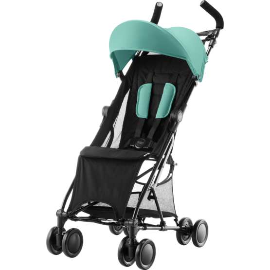 Britax Holiday Aqua Green - Matkarattaat ja lastenrattaat - 2000027393 - 1
