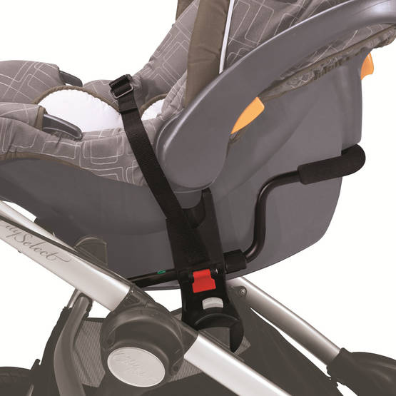 Adapteri Baby Jogger City Select rattaaseen - Adapterit - BJ90323 - 2