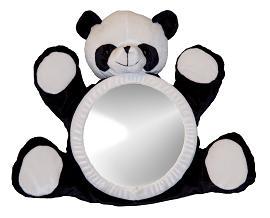 Vauvapeili Bear View Mirror Monkey - Turvaistuimen lisävarusteet - 34264 - 6