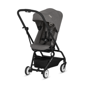 Cybex Eezy S Twist värinä Manhattan Grey - Matkarattaat ja lastenrattaat - 518001245 - 1