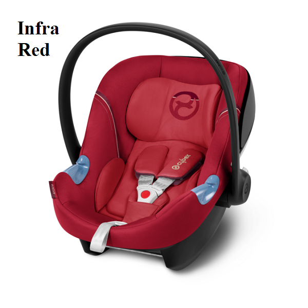 Cybex aton M Infra Red - Turvakaukalot 0-13 kg - 517000676 - 4