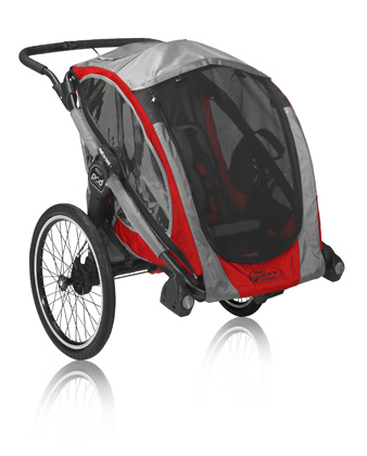 Baby Jogger P.O.D polkupy�r�n per�k�rry - Juoksurattaat - 81926 - 1