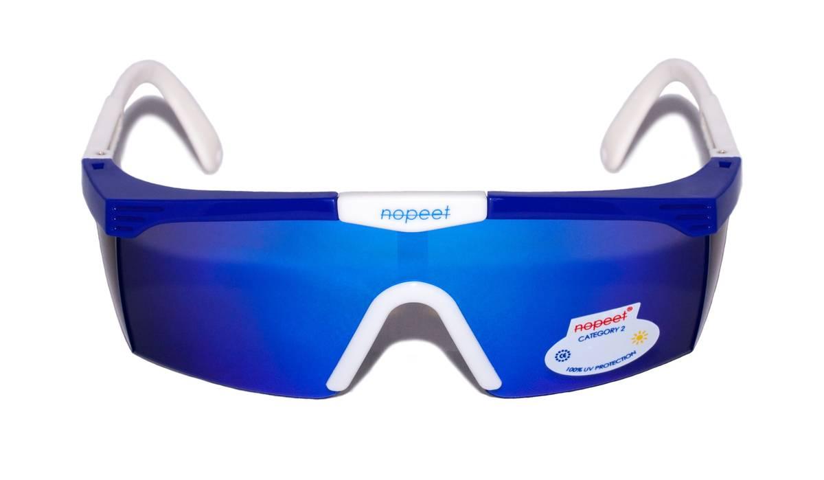 Nopeet Blue Edition 2.0 front. - Nopeet - 90041099009 - 1