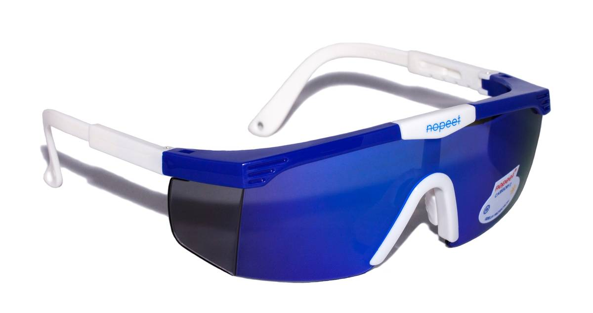 Nopeet Blue Edition 2.0 side right. - Nopeet - 90041099009 - 3