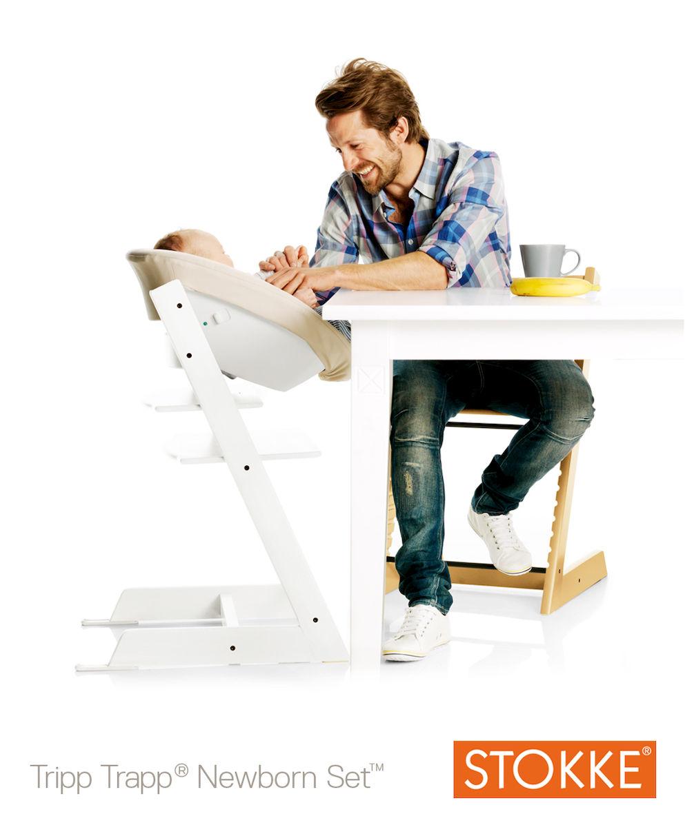 stokke tripp trapp newborn set verkkokaupasta. Black Bedroom Furniture Sets. Home Design Ideas